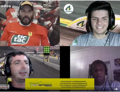 Lucas Freitas participou do Alucinados por Velocidade