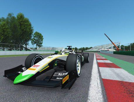 Ao vivo a partir das 22h, rF1Brasil Fórmula Alpie