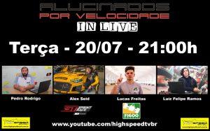 Lucas Freitas no Alucionados por Velocidade